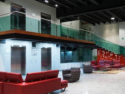 lobby - hotel holiday inn mexico buenavista - mexico city, mexico