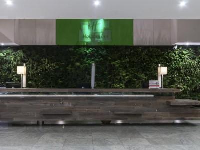lobby 1 - hotel holiday inn mexico buenavista - mexico city, mexico