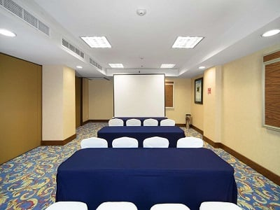 conference room - hotel hampton inn and suites centro historico - mexico city, mexico