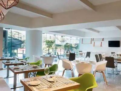 restaurant 2 - hotel hilton garden inn mexico city santa fe - mexico city, mexico