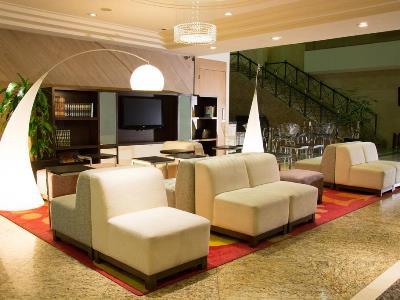 lobby 1 - hotel holiday inn ciudad de mexico-trade ctr - mexico city, mexico
