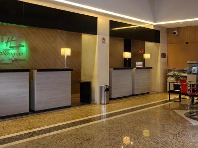 lobby - hotel holiday inn ciudad de mexico-trade ctr - mexico city, mexico