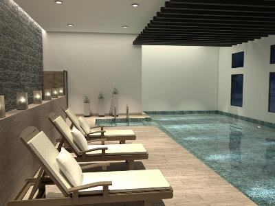indoor pool - hotel doubletree by hilton toluca - toluca, mexico