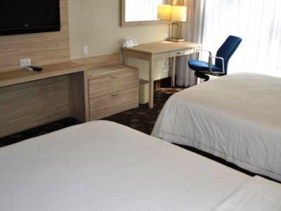 bedroom 4 - hotel holiday inn express toluca - toluca, mexico