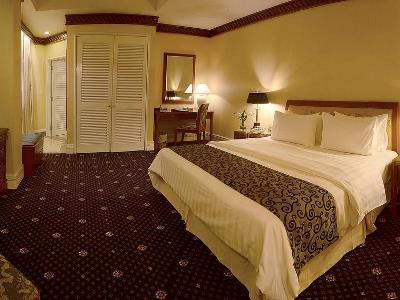 bedroom - hotel jesselton - kota kinabalu, malaysia