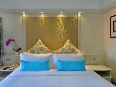 bedroom - hotel magellan sutera - kota kinabalu, malaysia