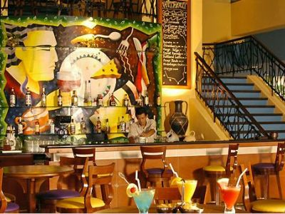 bar - hotel magellan sutera - kota kinabalu, malaysia