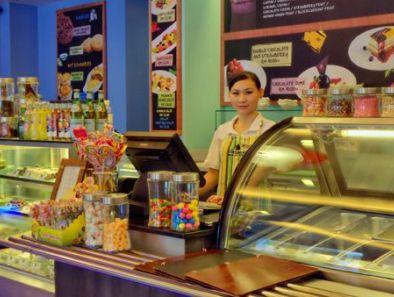 café 2 - hotel magellan sutera - kota kinabalu, malaysia