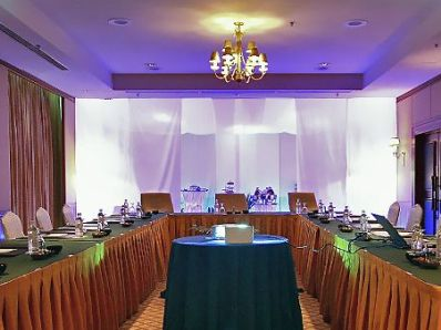 conference room - hotel magellan sutera - kota kinabalu, malaysia