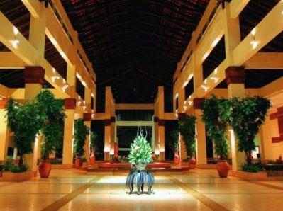 lobby - hotel magellan sutera - kota kinabalu, malaysia