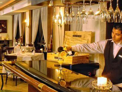 restaurant - hotel magellan sutera - kota kinabalu, malaysia