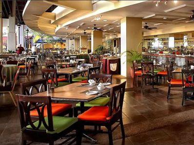 restaurant 1 - hotel magellan sutera - kota kinabalu, malaysia
