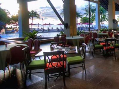 restaurant 2 - hotel magellan sutera - kota kinabalu, malaysia