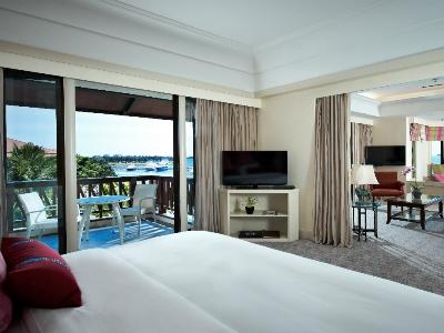 suite - hotel pacific sutera - kota kinabalu, malaysia