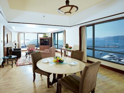 suite 1 - hotel pacific sutera - kota kinabalu, malaysia