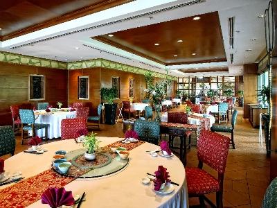 restaurant - hotel pacific sutera - kota kinabalu, malaysia