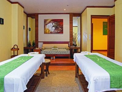 spa - hotel pacific sutera - kota kinabalu, malaysia