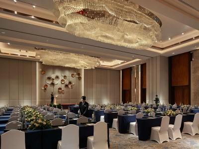 conference room - hotel shangri-la's tanjung aru - kota kinabalu, malaysia