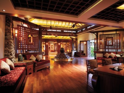 spa - hotel shangri-la's tanjung aru - kota kinabalu, malaysia