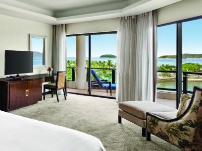 suite 1 - hotel shangri-la's tanjung aru - kota kinabalu, malaysia