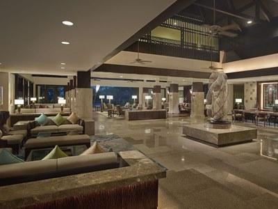 lobby 1 - hotel shangri-la's rasa ria - kota kinabalu, malaysia