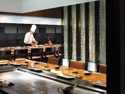 restaurant - hotel shangri-la's rasa ria - kota kinabalu, malaysia