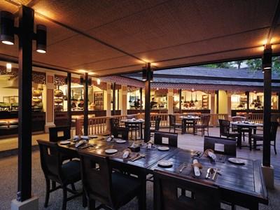 restaurant 1 - hotel shangri-la's rasa ria - kota kinabalu, malaysia