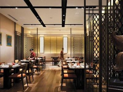 restaurant 2 - hotel shangri-la's rasa ria - kota kinabalu, malaysia