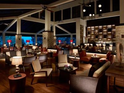 bar - hotel shangri-la's rasa ria - kota kinabalu, malaysia