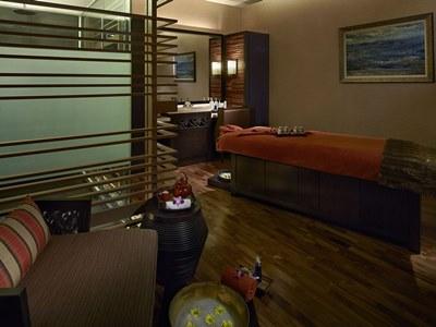 spa - hotel shangri-la's rasa ria - kota kinabalu, malaysia