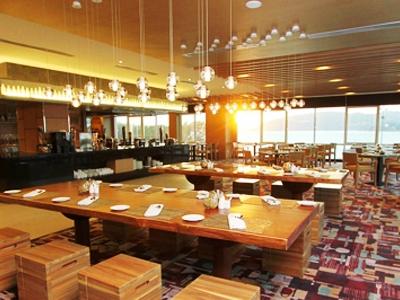 restaurant 1 - hotel grandis - kota kinabalu, malaysia