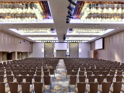 conference room - hotel hilton kota kinabalu - kota kinabalu, malaysia