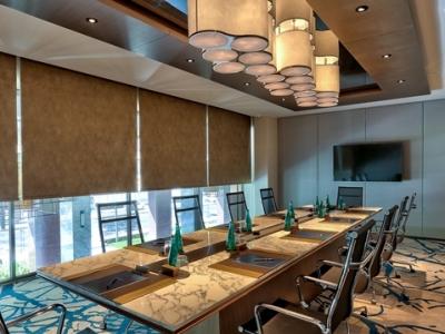 conference room 1 - hotel hilton kota kinabalu - kota kinabalu, malaysia