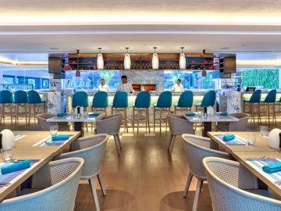 restaurant - hotel hilton kota kinabalu - kota kinabalu, malaysia