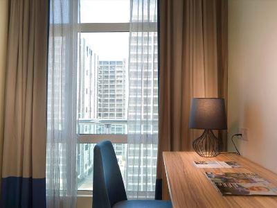 bedroom 3 - hotel mercure kota kinabalu city centre - kota kinabalu, malaysia