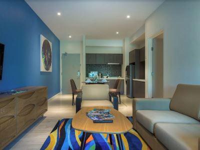 bedroom 8 - hotel mercure kota kinabalu city centre - kota kinabalu, malaysia