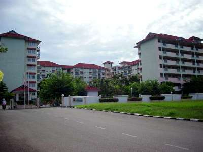 Pd Perdana Condo Resort
