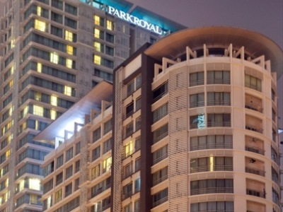 Parkroyal Serviced Suites (01 Bd Suite)