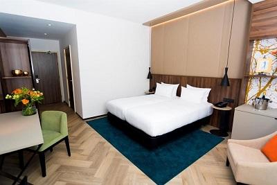 deluxe room 1 - hotel doubletree by hilton royal parc - soestduinen, netherlands