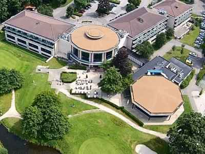 exterior view - hotel doubletree by hilton royal parc - soestduinen, netherlands