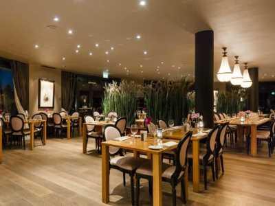 restaurant - hotel doubletree by hilton royal parc - soestduinen, netherlands
