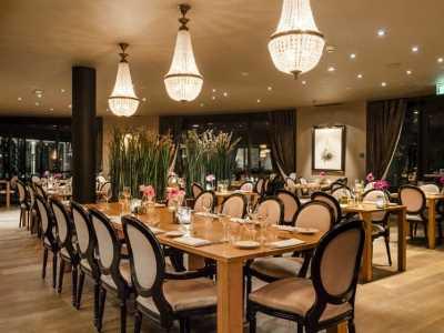 restaurant 1 - hotel doubletree by hilton royal parc - soestduinen, netherlands