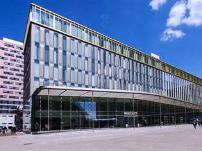 Hampton By Hilton Amsterdam Arena Blvd