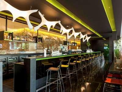 bar - hotel novotel amsterdam city - amsterdam, netherlands