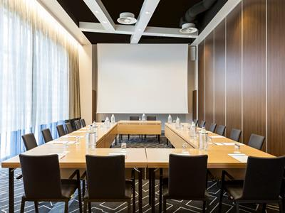 conference room 1 - hotel novotel amsterdam city - amsterdam, netherlands