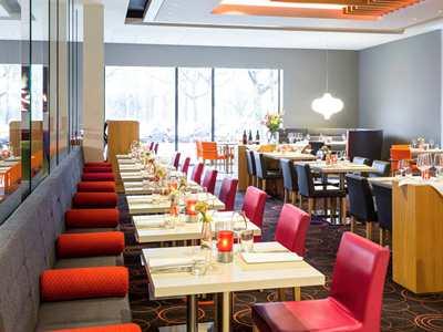 restaurant - hotel novotel amsterdam city - amsterdam, netherlands
