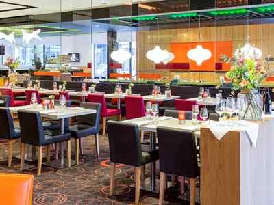 restaurant 1 - hotel novotel amsterdam city - amsterdam, netherlands