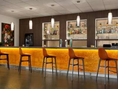 bar - hotel ramada amsterdam airport - amsterdam, netherlands