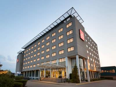 exterior view - hotel ramada amsterdam airport - amsterdam, netherlands