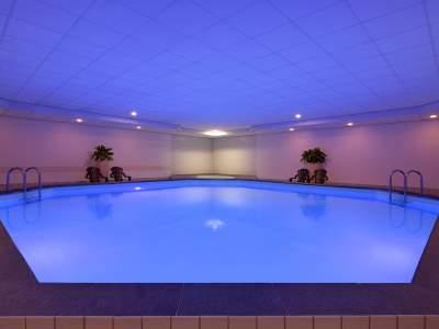 indoor pool - hotel ramada amsterdam airport - amsterdam, netherlands